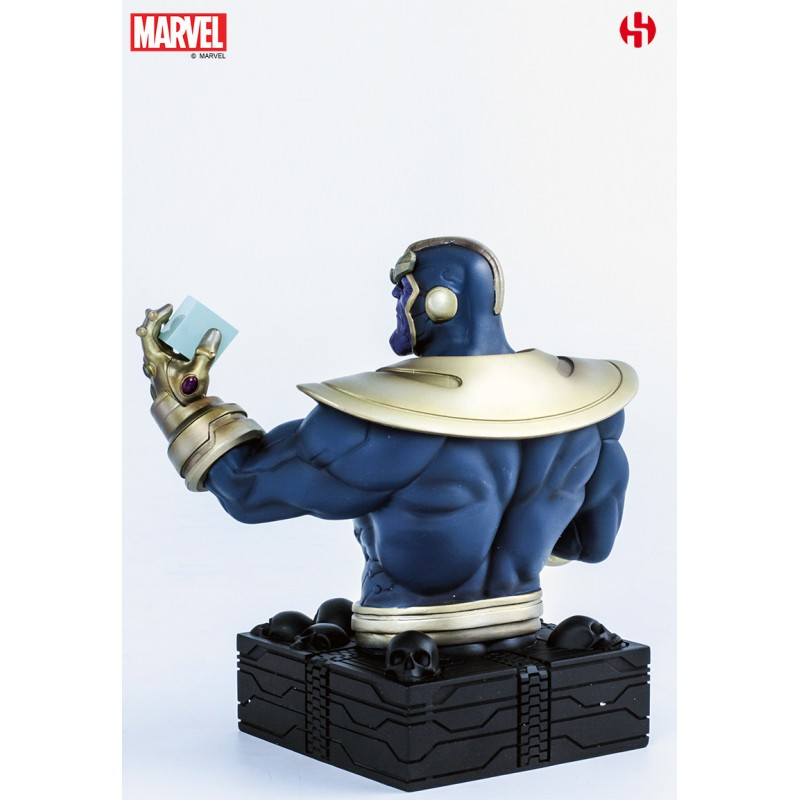 Thanos - The Mad Titan - Borstbeeld