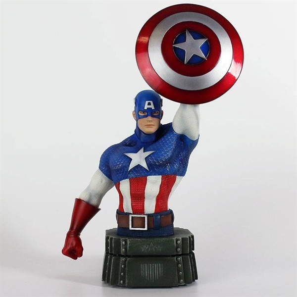 Captain America - Borstbeeld