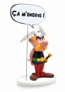 "Asterix - ""Ça M'enerve!"" - Bubbles Collection"
