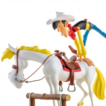 Lucky Luke & Jolly Jumper -  Collection Bang Bang!